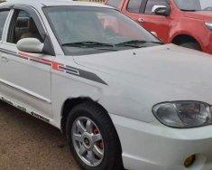 Cần bán gấp Kia Spectra đời 2004, màu trắng, xe nhập chính chủ giá 120 triệu tại Gia Lai