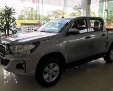 Bán ô tô Toyota Vios 1.5E MT sản xuất 2018, màu bạc giá 531 triệu tại Hà Nội