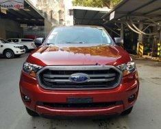 Bán ô tô Ford Ranger XLS 2.2L 4x2 AT sản xuất 2019, màu đỏ, nhập khẩu giá 650 triệu tại Hà Nội