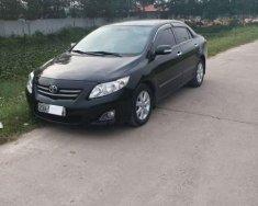 Bán ô tô Toyota Corolla altis MT đời 2010, màu đen  giá 445 triệu tại Hà Nội