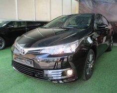 Cần bán xe Toyota Corolla năm 2018, màu đen, giá tốt giá 766 triệu tại Bình Dương