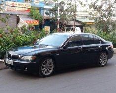 Bán xe BMW 7 Series 750Li 2008, màu đen, nhập khẩu giá 1 tỷ 200 tr tại Tp.HCM