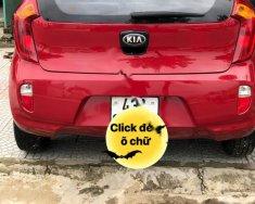 Cần bán xe Kia Morning năm sản xuất 2013, màu đỏ giá cạnh tranh giá 210 triệu tại Đà Nẵng
