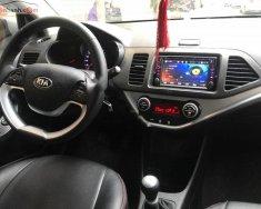 Bán xe Kia Morning Si 1.2MT năm sản xuất 2014, màu bạc số sàn giá 275 triệu tại Hà Nội