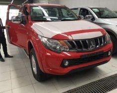Bán xe Mitsubishi Triton 4x2 MT năm sản xuất 2018, màu đỏ, xe nhập giá 555 triệu tại Hà Nội