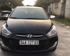 Bán xe Hyundai Accent đời 2015, màu đen, nhập khẩu nguyên chiếc  giá 470 triệu tại Hà Nội