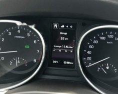 Bán xe Hyundai Santa Fe đời 2017, nhập khẩu chính chủ giá 1 tỷ 130 tr tại Tp.HCM