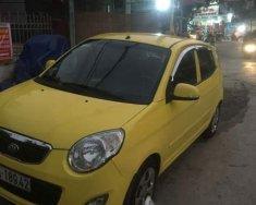 Cần bán gấp Kia Morning sản xuất năm 2010, màu vàng, nhập khẩu nguyên chiếc giá 145 triệu tại Hải Phòng