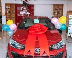Cần bán xe Toyota Vios model 2019, màu đỏ, giá 509tr giá 509 triệu tại Tp.HCM