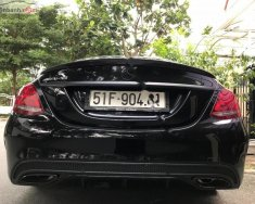 Bán ô tô Mercedes C250 AMG sản xuất 2015, màu đen giá 1 tỷ 349 tr tại Tp.HCM