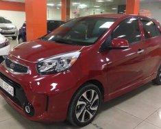 Bán ô tô Kia Morning Si MT đời 2017, màu đỏ giá 335 triệu tại Hà Nội