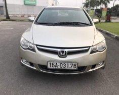 Bán Honda Civic AT năm 2008 đẹp như mới, giá tốt giá 348 triệu tại Hải Dương