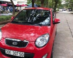 Cần bán gấp Kia Morning sản xuất 2010, màu đỏ giá 238 triệu tại Hà Nội