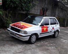 Bán Kia Pride CD5 đời 2001, màu trắng xe gia đình giá 45 triệu tại Hà Tĩnh