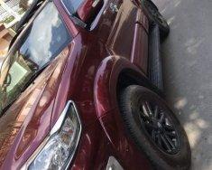 Cần bán xe Toyota Fortuner 2.7 2015, màu đỏ giá 795 triệu tại Tp.HCM