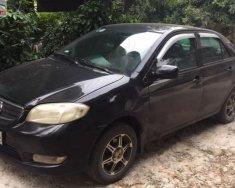 Cần bán lại xe Toyota Vios 1.5G năm 2005, màu đen xe gia đình giá 150 triệu tại Nghệ An