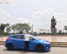 Cần bán xe Ford Focus Sport 1.5L đời 2017, màu xanh lam chính chủ, giá tốt giá 720 triệu tại Hà Nội