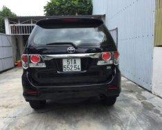 Bán xe Toyota Fortuner đời 2016, màu đen số sàn  giá 875 triệu tại Đà Nẵng