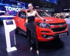 Bán xe Chevrolet Colorado đời 2018, màu đỏ giá 594 triệu tại Thanh Hóa