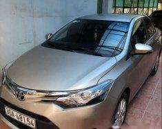Cần bán gấp Toyota Vios G đời 2016, màu bạc số tự động giá 508 triệu tại Hà Nội
