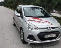 Cần bán xe Hyundai Grand i10 năm 2016, màu bạc   giá 342 triệu tại Hà Nội