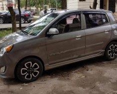 Cần bán lại xe Kia Morning SLX 1.0 AT năm sản xuất 2010, màu xám, nhập khẩu nguyên chiếc chính chủ, 275 triệu giá 275 triệu tại Hà Nội