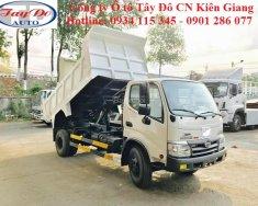 Bảng giá xe ben Hino WU342L-130HD, giá cạnh tranh+ hỗ trợ trả góp 70% giá 685 triệu tại Tp.HCM