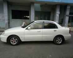 Cần bán gấp Daewoo Lanos sản xuất 2003, màu trắng, nhập khẩu  giá 98 triệu tại Tp.HCM