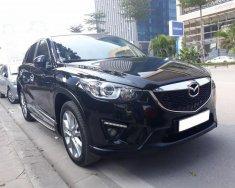 Bán ô tô Mazda CX 5 sản xuất 2014 màu đen, giá chỉ 720 triệu giá 720 triệu tại Hà Nội