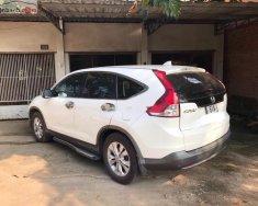 Cần bán xe Honda CR V 2.0 AT sản xuất năm 2013, màu trắng số tự động giá 700 triệu tại Bình Dương
