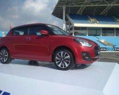 Bán Suzuki Swift 2018, màu đỏ, nhập khẩu nguyên chiếc, giá tốt giá 499 triệu tại Hà Nội