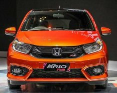 Bán Honda Brio 2019, đủ màu, nhập khẩu chính hãng, quà tặng hấp dẫn giá 450 triệu tại Tp.HCM