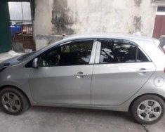Cần bán lại xe Kia Morning năm sản xuất 2016, màu bạc chính chủ giá 300 triệu tại Hà Nam