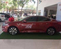 Cần bán Kia Optima 2.0 ATH năm sản xuất 2018, màu đỏ, xe mới 100% giá 840 triệu tại Tp.HCM