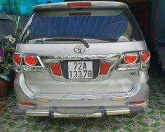 Cần bán xe Toyota Fortuner đời 2015, màu bạc chính chủ, 755tr giá 755 triệu tại Tp.HCM
