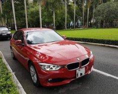 Cần bán xe BMW 3 Series 320i 2012, màu đỏ như mới, giá 810tr giá 810 triệu tại Tp.HCM
