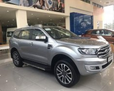 Cần bán Ford Everest sản xuất năm 2018, nhập khẩu nguyên chiếc giá 1 tỷ 112 tr tại Tp.HCM