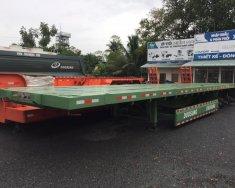 Đại lý Sàn phẳng tải(chở container),3 trục,20 feet,32 tấn,giá gốc,xe có sẵn,giao ngay. giá 290 triệu tại Tp.HCM