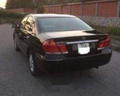 Cần bán Toyota Camry MT 2005, màu đen giá 355 triệu tại Thanh Hóa
