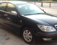 Bán xe Toyota Camry 3.0V 2005 số tự động màu đen giá 385 triệu tại Tp.HCM