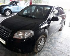 Bán xe Chevrolet Aveo năm sản xuất 2010, màu đen chính chủ   giá 185 triệu tại Nghệ An