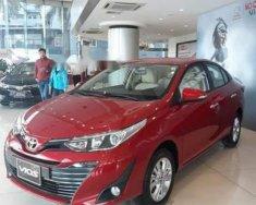 Bán Toyota Vios 1.5G - Hộp số tự động vô cấp chuyển số êm ái, mượt mà, tiết kiệm nhiên liệu giá 606 triệu tại Hà Nội