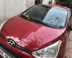 Cần bán gấp Hyundai Grand i10 1.2 AT năm 2016, màu đỏ, xe nhập giá 425 triệu tại Hà Nội