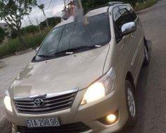 Cần bán gấp Toyota Innova năm sản xuất 2012, màu vàng, giá tốt giá 478 triệu tại Tp.HCM