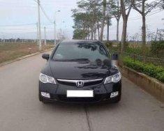 Bán Honda Civic đời 2009, màu đen, 315 triệu giá 315 triệu tại Thanh Hóa