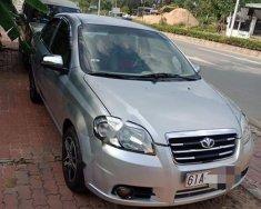 Bán Daewoo Gentra màu bạc, đời 2011, xe đẹp giá 115 triệu tại Bình Dương