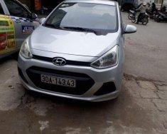 Cần bán xe Hyundai Grand i10 năm sản xuất 2014, màu bạc, nhập khẩu giá 251 triệu tại Hà Nội