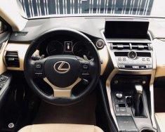 Bán xe Lexus NX 300 2017 màu trắng giá 2 tỷ 550 tr tại Tp.HCM