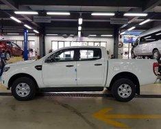 Bán xe Ford Ranger 2.2L XLS MT đời 2019, màu trắng, nhập khẩu giá 630 triệu tại Hà Nội