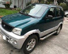Bán xe Daihatsu Terios MT 4WD 1.3 đời 2003, máy xăng 2 cầu điện, màu xanh dưa, biển HN, tên tư nhân giá 195 triệu tại Hà Nội